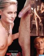 Sharon Stone Facial Cumshot Breasts Nudes Sex 001
