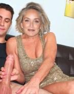 Sharon Stone Handjob Porn 001