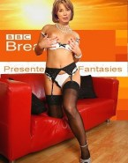 Sian Williams Exposing Breasts Boobs Squeezed Porn 001
