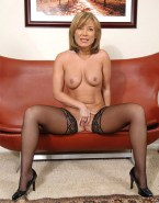 Sian Williams Nudes Touching Her Vagina 001