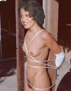 Sigourney Weaver Small Tits Bondage Porn 001