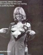 Sigourney Weaver Tit Flash Caption 001