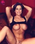Sofia Vergara Boobs Flash Pussy Exposed Naked 001