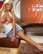 Sonya Kraus Big Breasts Flashing Tits Naked 001