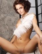 Stana Katic Breasts Camel Toe Fake 001