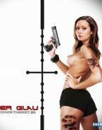 Summer Glau Movie Cover Topless Nsfw 001