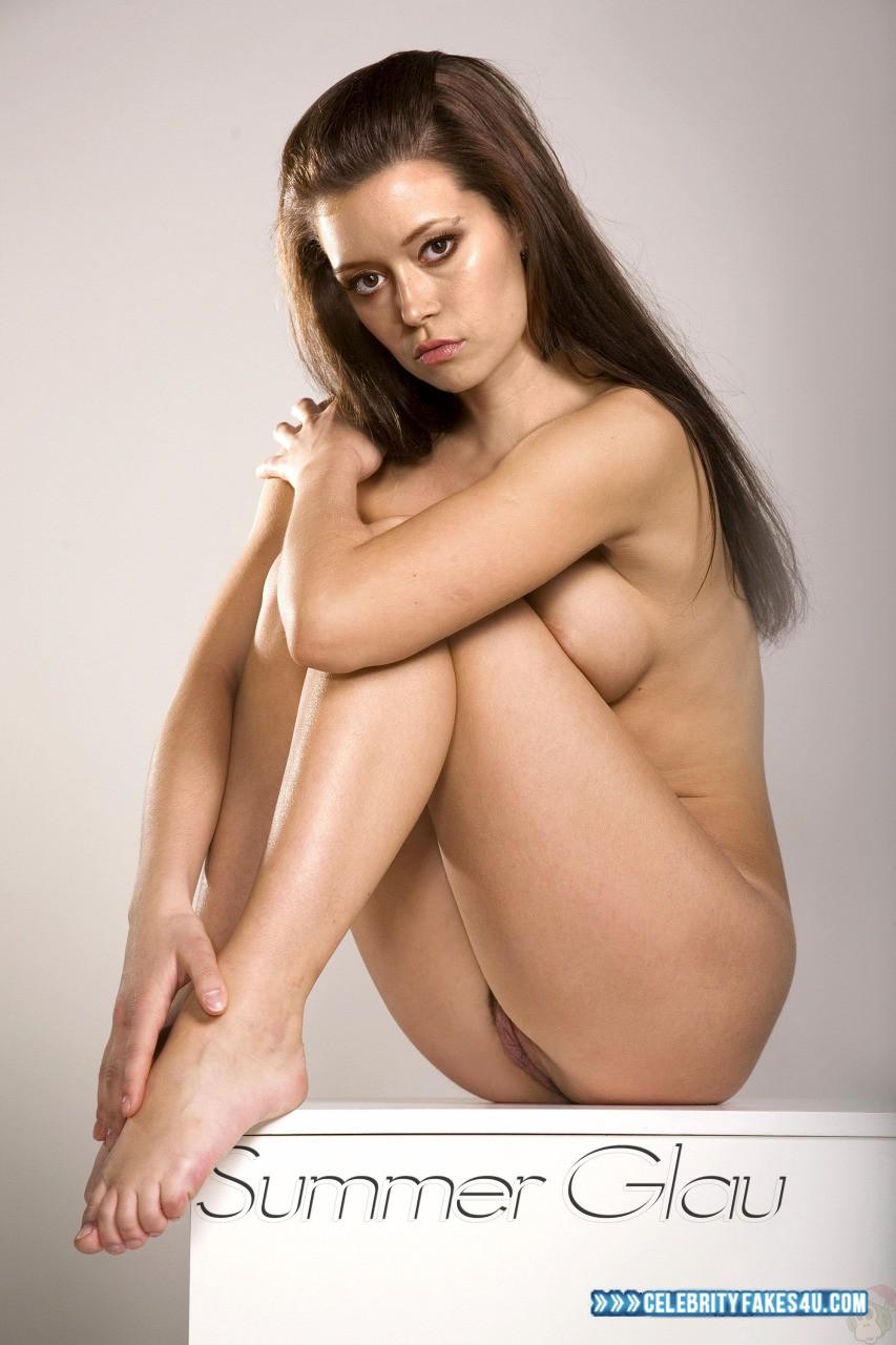 Nude fake summer glau