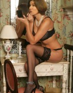 Susanna Reid Lingerie Stockings 001