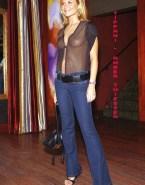 Tiffany Amber Thiessen See Thru Perfect Tits 001