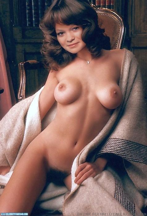 Valerie Bertinelli Naked Body Boobs Fake 002 -3111