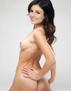 Victoria Justice Ass Breasts Naked Fake 002