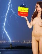 Victoria Justice Tits Nude Fake 001