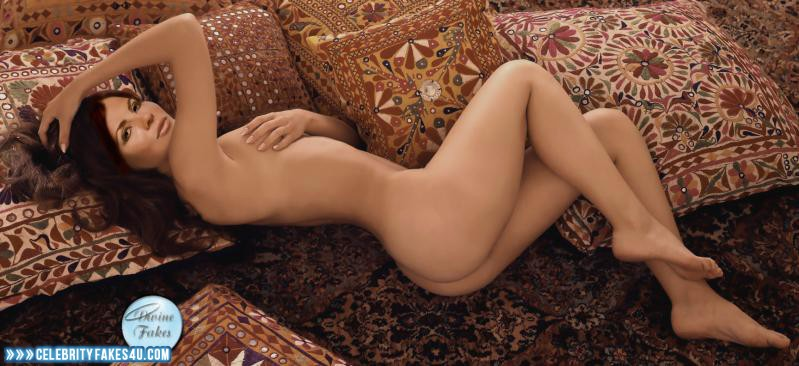 Yasmine Bleeth Ass Boobs Squeezed Naked 001  Celebrity -7103