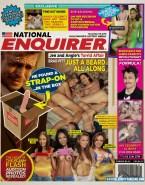 Zoe Saldana Magazine Cover Lesbian 001