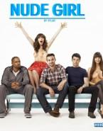 Zooey Deschanel Topless Movie Cover Fake 001