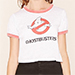 Forever 21 Ghostbusters Graphic Tee