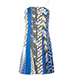 Kenzo Multi Pattern Slip Dress