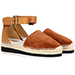 See By Chloé Suede and Leather Espadrilles
