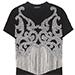 Balmain Embellished Cotton T-shirt