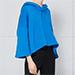 Balenciaga Sporty Vareuse Blue Hoody