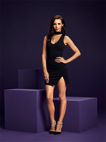 Scheana Shay Vanderpump Rules Season 5 Promo: Lulus Powerhouse Black Bodysuit