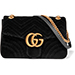 Gucci GG Marmont Matelassé Mini Bag Velvet