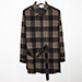 3.1 Phillip Lim Flannel Belted Shirt