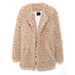 AS By DF Elisabetta Shag Fur Jacket