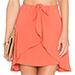 For Love & Lemons Sweet Jane Wrap Skirt
