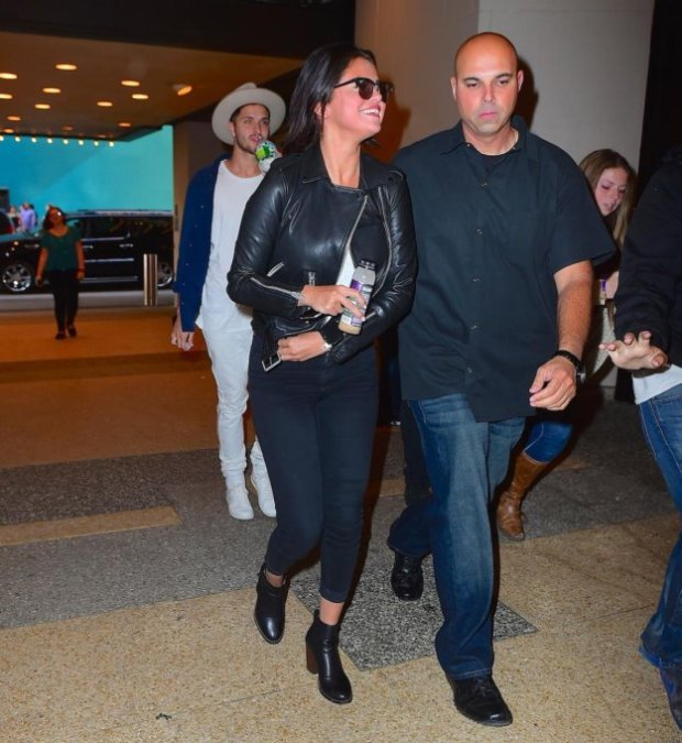 SELENA GOMEZ BODYGUARD| 7 Hottest Bodyguards In Hollywood|See More At: http://celebritygossiper.com/7-hottest-bodyguards-in-hollywood/