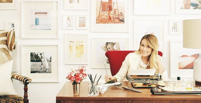 celebrity homes lauren conrad