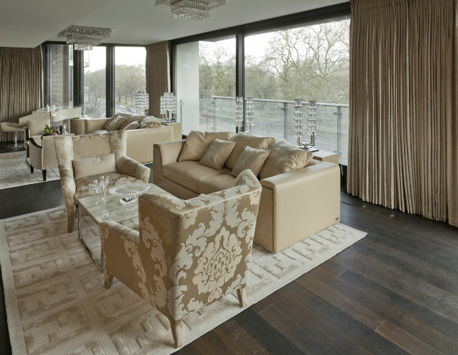 Celebrity style decoration tips_Celebrity Homes