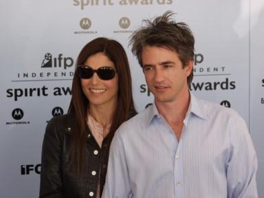 Dermot Mulroney & CatherineKeener