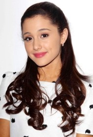Ariana Grande Favorite Music Color Food Things Biography Facts