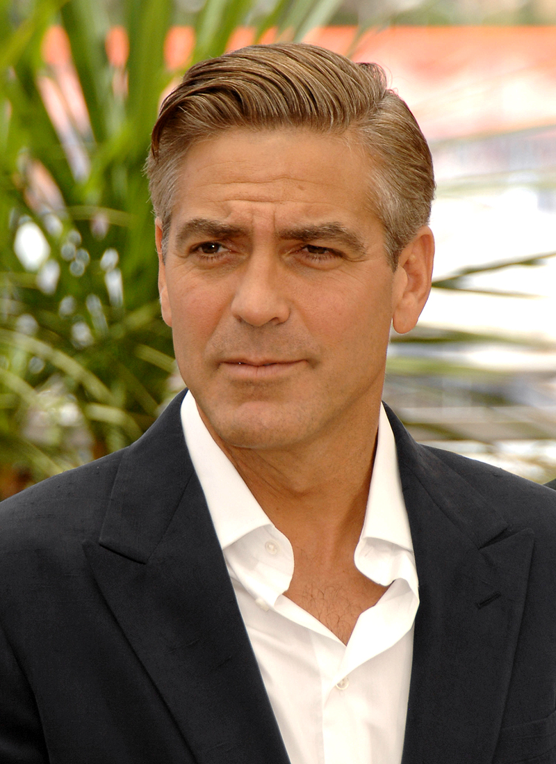 George Clooney Favorit...