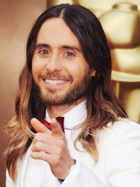 Jared Leto Favorite Color Music Book Things Biography