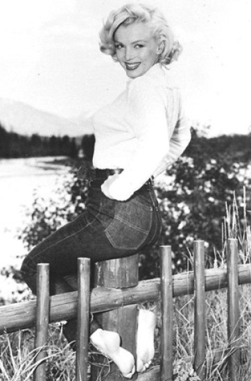 Marilyn Monroe Favorite Things