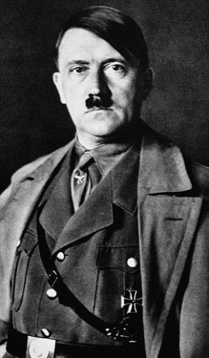Adolf Hitler Biography and Favorite Things