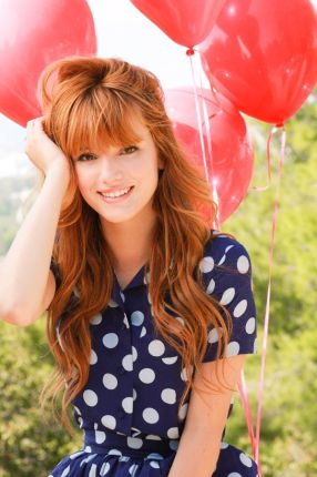 Bella Thorne Biography