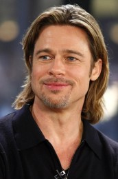 Brad Pitt Favorite Music Books Movies Food Perfume Color Biography