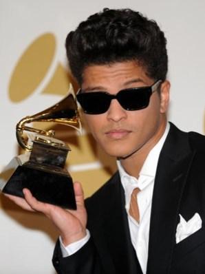 Bruno Mars Favorite Things