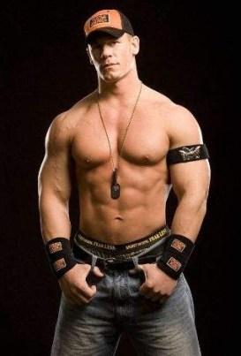 John Cena Favorite Things
