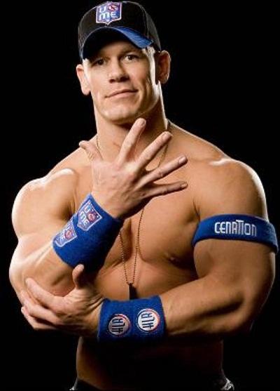 John Cena Favorite Movies Music Football Team Biography