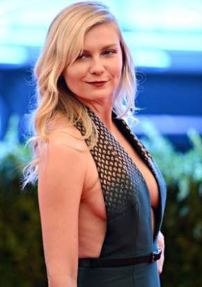 Kirsten Dunst Body Measurements