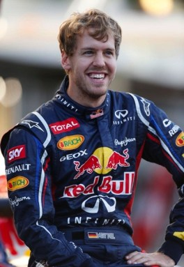 Sebastian Vettel Favorite Things