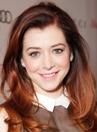 Alyson Hannigan Favorite Music Color Actress Song Bio