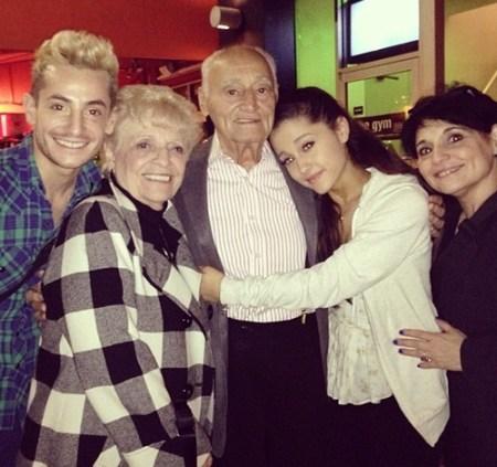 Ariana Grande Family Tree
