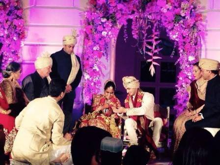 Arpita and Aayush Wedding