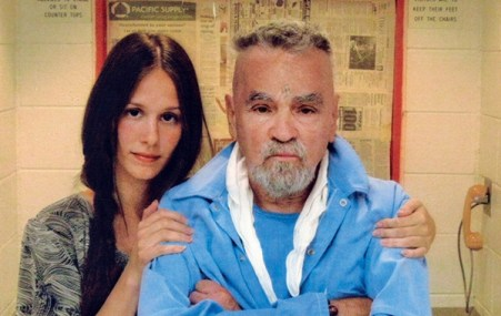 Charles Manson New Wife Star Burton Pictures 2