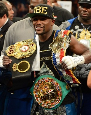 Floyd Mayweather Jr Favorite Things